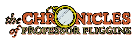 The Chronicles of Professor Fliggins logo
