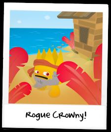 Crowny?!