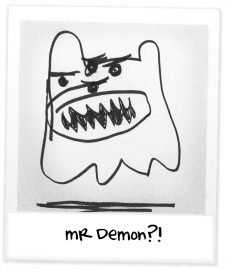 Mr. Demon?!