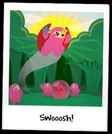 SWOOOSH!